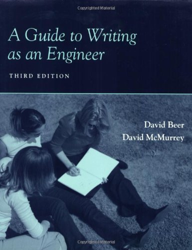 a guide to writing as an engineer beer pdf creator