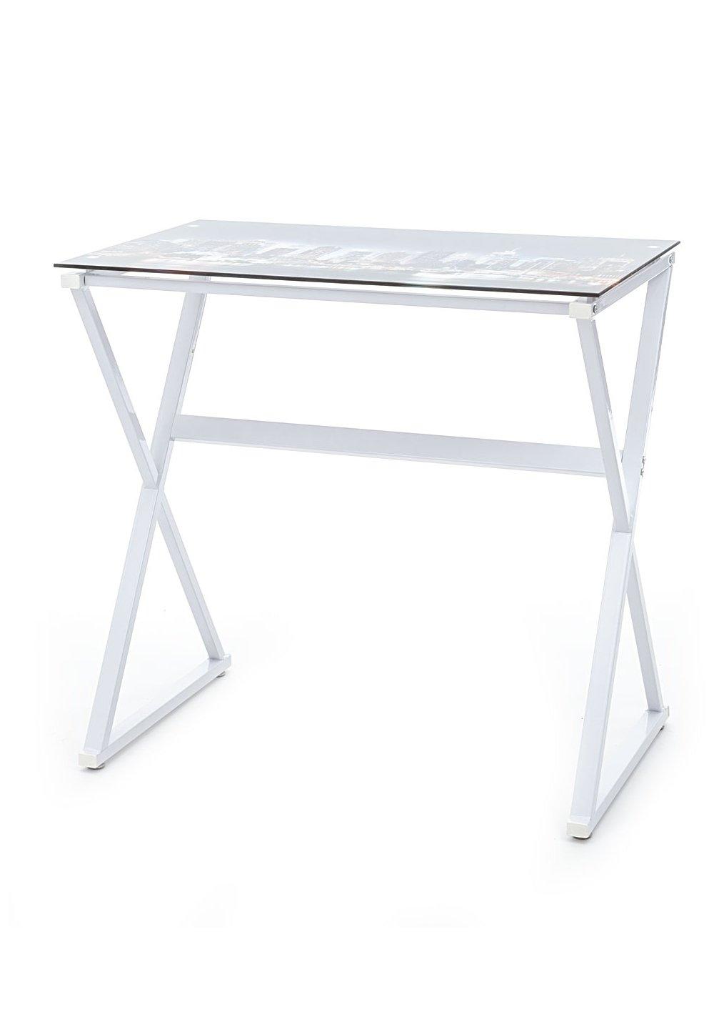 Wink Design,Vancouver, Computer Desk, Bianco Tomasucci 1495_Bianco
