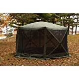 Gazelle GG600GR 8 Person 6 Sided Outdoor Portable