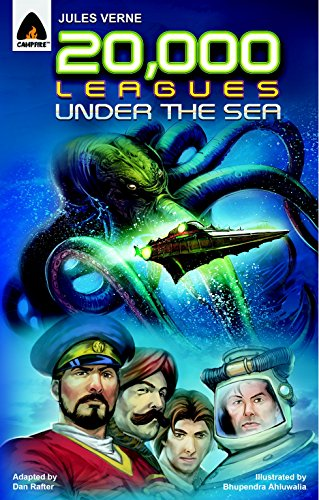 20,000 Leagues Under the Sea: The Graphic Novel (Campfire Graphic Novels)