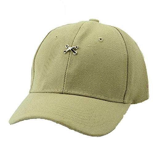 コマース意味する予測するLeadhome サンバイザー 野球帽 ロゴ 帽子 キャップ 無地 男女兼用 カジュアル ストリート系
