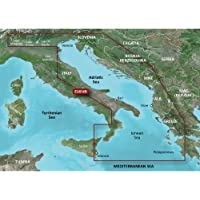 GARMIN Garmin VEU014R - Italy, Adriatic Sea - SD Card / 010-C0772-00 /