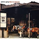 Live In Concert /  James Gang
