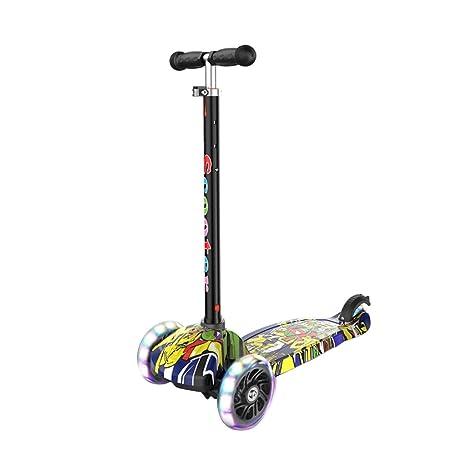 Patinetes para niños Scooter 3-6-12 años de Edad ...