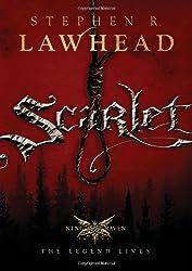 Scarlet (The King Raven, Book 2)