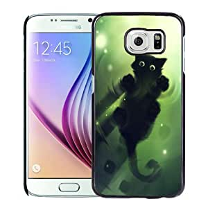 Fashion DIY Custom Designed Samsung Galaxy S6 Phone Case For Cute Girl In Water Phone Case Cover