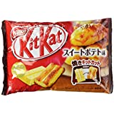 Nestle - KitKat Sweet Potato Flavor, 5.5oz Bag