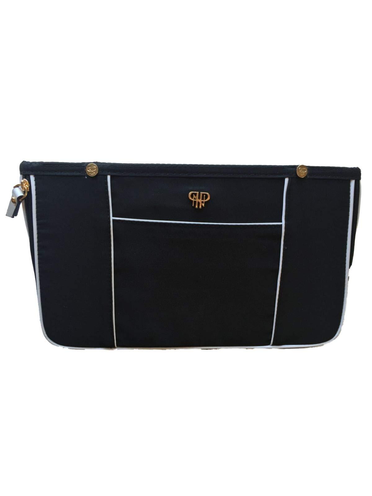 PurseN Handbag Organizer Insert (Small, Blanc Noir) by PurseN (Image #2)