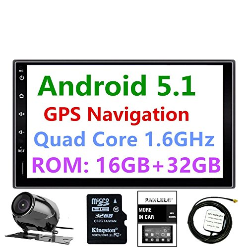 Panlelo PA 09YZ32 Android Navigation Bluetooth product image