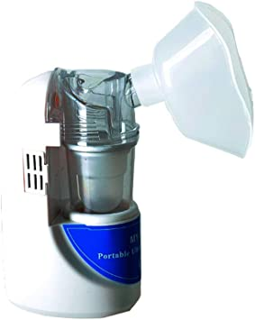 Humidificador ultrasónico portátil Nebulizador portátil Mini ...