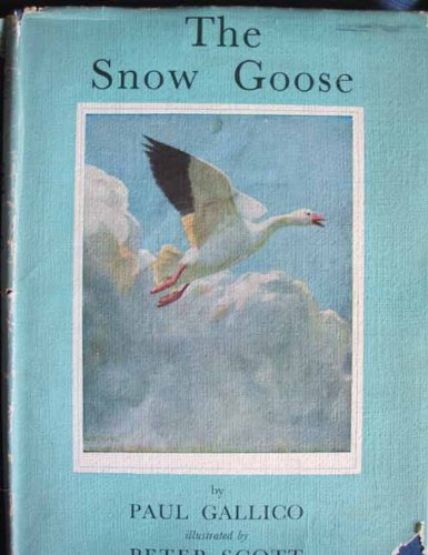 The Snow Goose cover