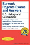 U.S. History and Government (Barron's Regents Exams and Answers)