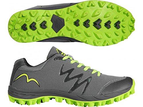 More Mile , Chaussures de running pour homme gris gris