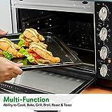 30 Quarts Kitchen Convection Oven - 1400 Watt