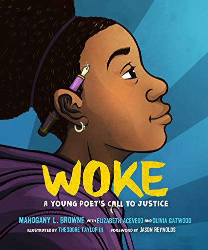 Book Cover: Woke: A Young Poet's Call to Justice