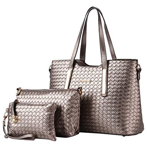 in Borsa per Missfox pelle donna donna tracolla e con borsa f7Sf6qw