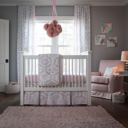 carousel-designs-pink-and-gray-rosa-3-piece-crib-bedding-set