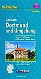 Dortmund and Environs Cycle Map: BIKEK.DE.NRW05