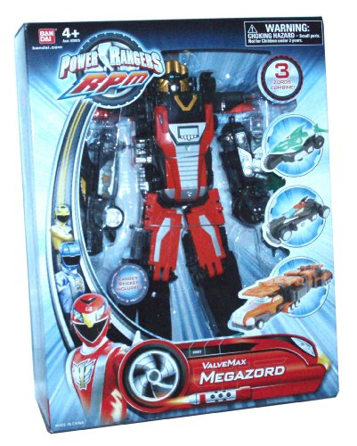 Power Ranger RPM Megazord ValveMax (Power Rangers Rpm Formula)