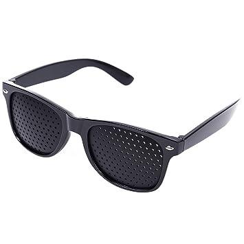 c9ff2524307e FISHBERG(TM) Dioptric Grid Glasses Pinhole Glasses for Eyesight  Strengthening Pinhole Glasses for Eyesight