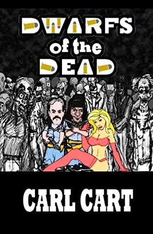 book cover of Dwarfs of the Dead