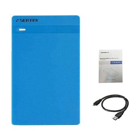 Carcasa para Disco Duro SATA a USB 3.0, sin Necesidad de ...