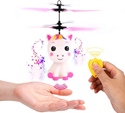 Toys for Girls 4 5 6 7 8 9 10 11 12 Years Old Flying Fairy Doll Birthday Gift