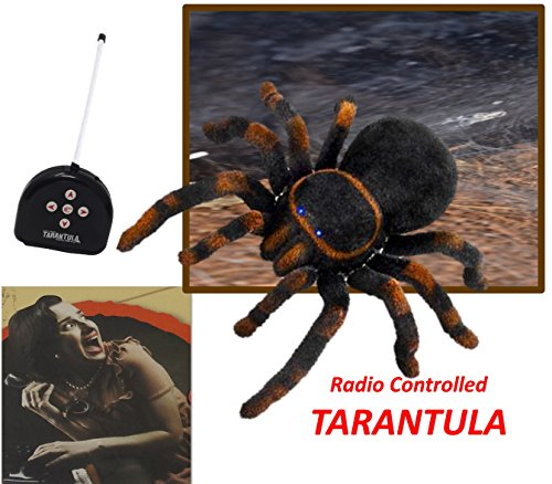 Play Kreative Remote Control Tarantula Spider Toy - Halloween Prank