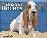 Just Basset Hounds 2008 Calendar