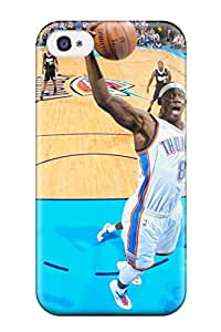 6499125K731529963 oklahoma city thunder basketball nba NBA Sports & Colleges colorful iPhone 4/4s cases