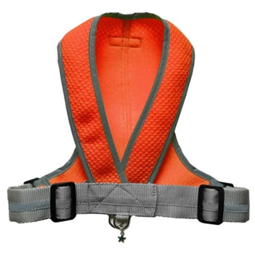 Precision Fit Harness - Mesh Orange XS - From the Invento...
