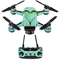 Skin for DJI Spark Mini Drone Combo - Heartwood| MightySkins Protective, Durable, and Unique Vinyl Decal wrap cover | Easy To Apply, Remove, and Change Styles | Made in the USA