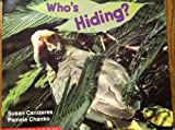 Who's Hiding?, Susan Canizares and Pamela Chanko, 0590769634