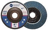 "4.5"" x 7/8"" Premium Zirconia Flap Disc Grinding"