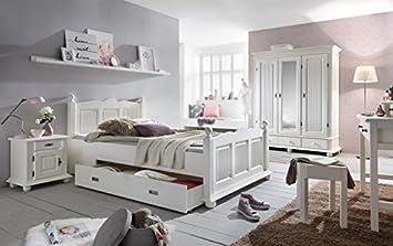 Kinderzimmer Set Emilia 5 6 Teilig Schminktisch Madchenzimmer Bett