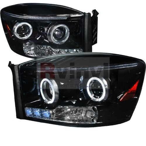 08 Halo Led Projector - 6