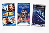 Fantasy Romance Video Collection (3pk): Blast From the Past; Pleasantville; Edward Scissorhands