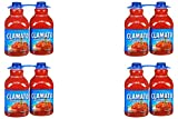 Clamato Tomato Cocktail 64 Fl Oz (Pack of 2) (4 Pack)