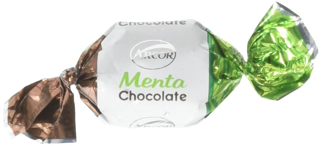 Arcor Chocolate Filled Mints 2.5 Lbs