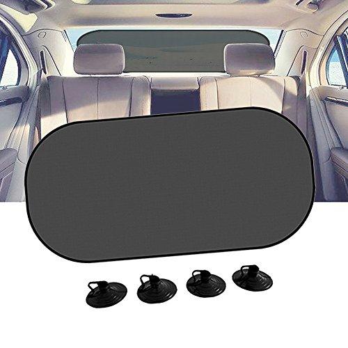 hade, UV Protection Folding Auto Rear Window Sunshade, 39