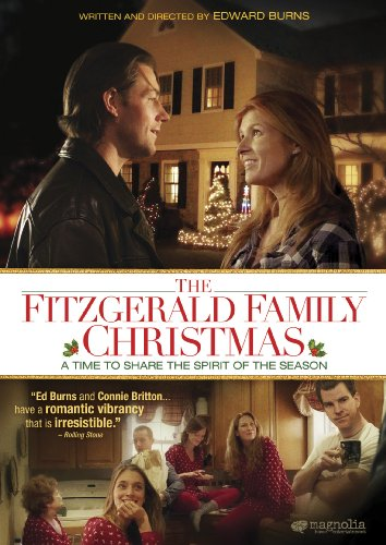 amazoncom the fitzgerald family christmas connie britton edward burns movies tv - Fitzgerald Christmas