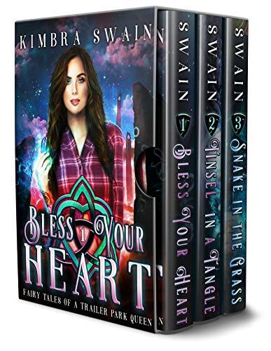 Fairy Tales of a Trailer Park Queen, Books 1-3 (Fairy Tales of a Trailer Park Queen Box Set Book ()