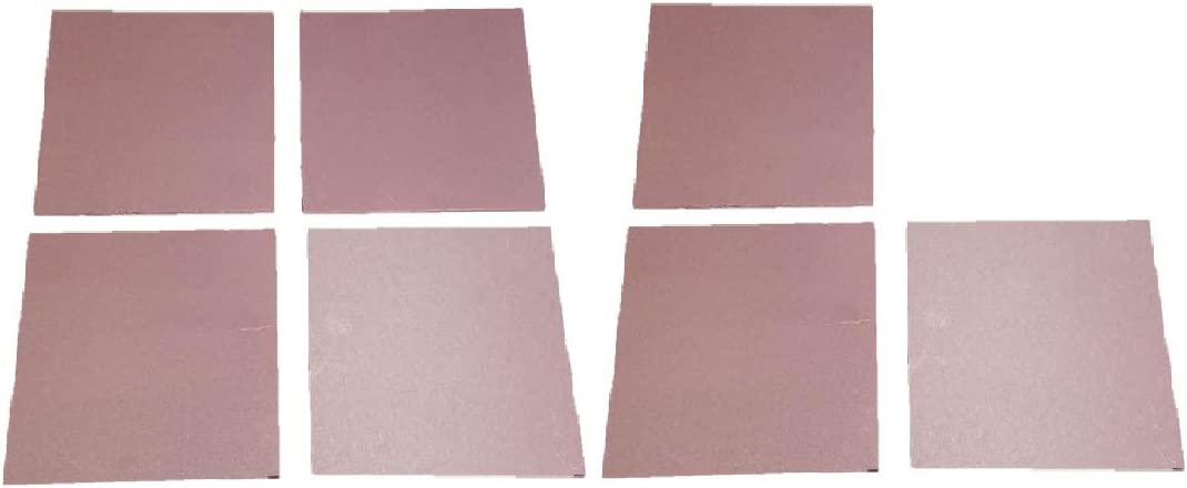 Pink Insulation Foam 1//2 Thick 2 sq ft