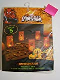 Marvel Ultimate Spider-man Luminaries Kit (makes 5)