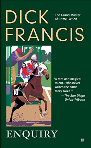 Enquiry (A Dick Francis Novel) for sale  Delivered anywhere in USA