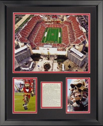 legends-never-die-raymond-james-stadium-tampa-bay-buccaneers-framed-photo-collage-16-x-20