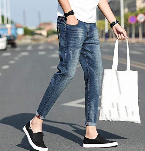 Jogger Pants Da Jogging Fit Abbigliamento Modello Jeans Cargo Slim Uomo Chino A Pantaloni Design Stretch Classics Utilizzato CvPPxqtw5A