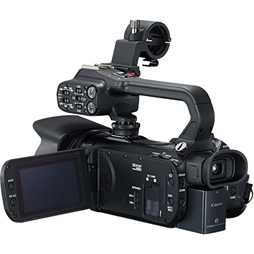 Canon XA11 Compact Professional Camcorder - Full HD with HDMI and Composite Output - Bundle with 64GB Memory Card + More by Canon (6AVE) (Image #3)
