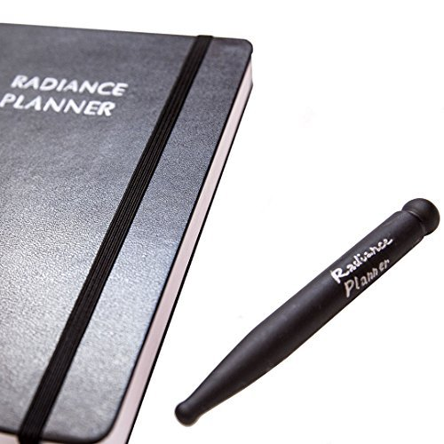 Radiance Planner Personal Lifestyle and Nutrition Journal