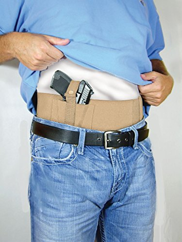Concealed-Carry-Belly-Band